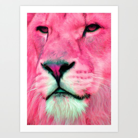 Don't Let The Color Fool you Art Print