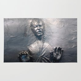 Han Solo Carbonite Rug