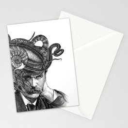 The Mentalist Stationery Cards