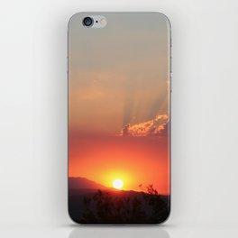 Heavens Glow iPhone Skin