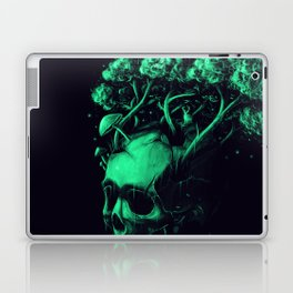 The End Is the Beginning Laptop & iPad Skin