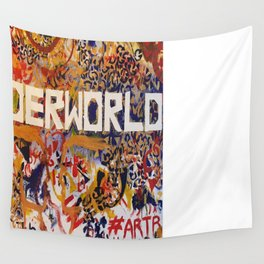 #Wonderworld Wall Tapestry