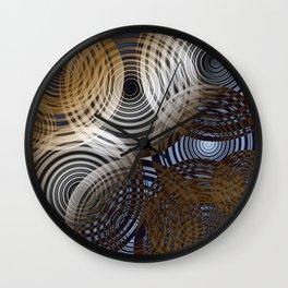 Warpdrive Wall Clock