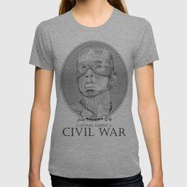 Civil War #1 T-shirt