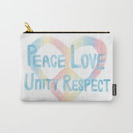 PLUR HEART - 2 Carry-All Pouch