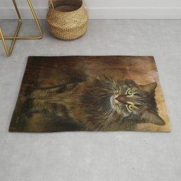 Cat 2 Rug