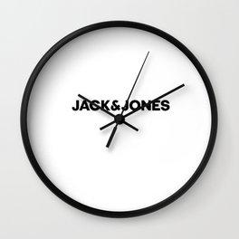 jack and jones Wall Clock