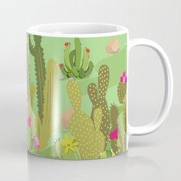 Cactus Variety 6 Coffee Mug
