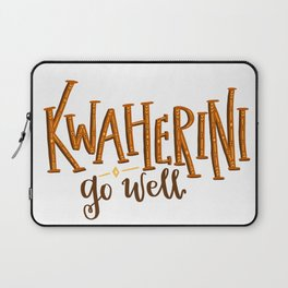Kwaherini Laptop Sleeve