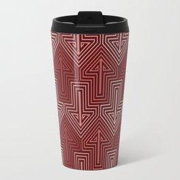 Op Art 115 Travel Mug