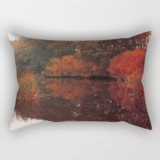 Autumn Scenery #5 Rectangular Pillow