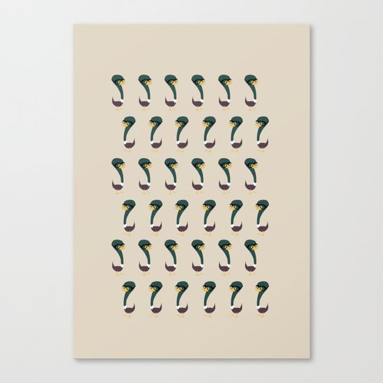 Squag - Pattern Canvas Print