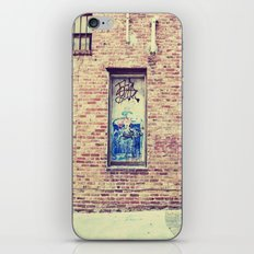 Coolidge Park iPhone & iPod Skin