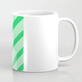 Leaf Stripes Coffee Mug