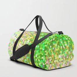 Mosaic Sparkley Texture G150 Duffle Bag