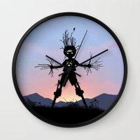 Groot Kid Wall Clock