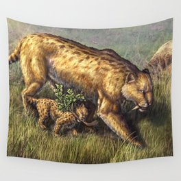First Hunt Wall Tapestry