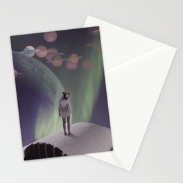 once in a lifetime Stationery Cards