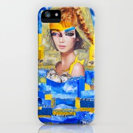 The Sea, my pool iPhone Case