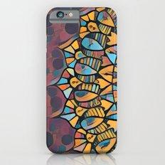 Bloom Mandala in Dusk Slim Case iPhone 6s