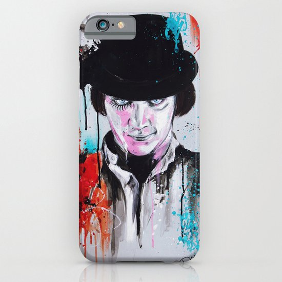 A Clockwork Orange - ALEX iPhone & iPod Case