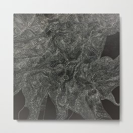 An Ode To You ... When Particles Align Metal Print
