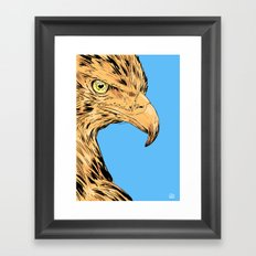 Eagle Framed Art Print