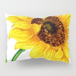 Summer Spring Sunflower Pillow Sham