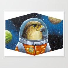 The Traveller Canvas Print