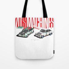 70's Machines Tote Bag