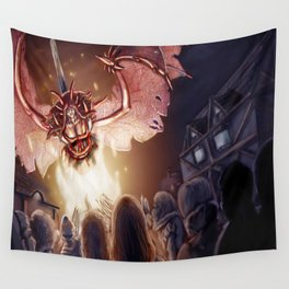 You Will Pay Wall Tapestry