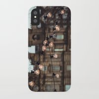the lights iPhone & iPod Cases featuring Lights by Errne