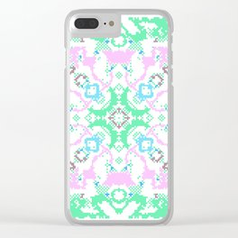 """CA Fantasy """"For Child"""" series #9 Clear iPhone Case"""