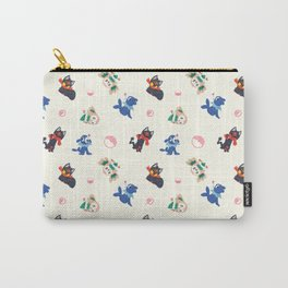 Alolan Starters Carry-All Pouch