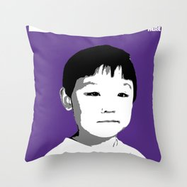 DIEP WAS HERE Throw Pillow