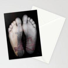 Beach Feet #2 Stationery Cards