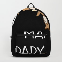 Mama's Baby Goat Mom's Baby Goat Backpack