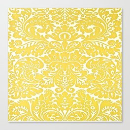 Gold ROyal Canvas Print
