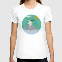 sailing T-shirts featuring sailing by bri.buckley
