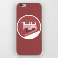 Mini Van iPhone & iPod Skin