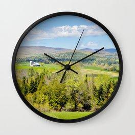 Danville, Vermont Wall Clock