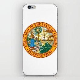 Florida State Seal iPhone Skin