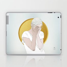 OUR INVENTIONS (Rest Your Head) Laptop & iPad Skin