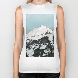 Turquoise Sky Mt. Baker Biker Tank