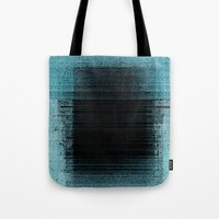ghost Tote Bags featuring GHOST by lucborell