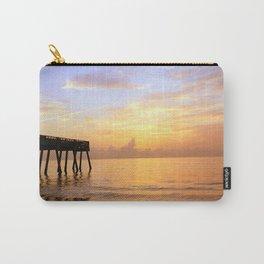 Sunrise on Vero Beach Carry-All Pouch
