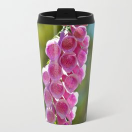Foxglove Flowers Travel Mug