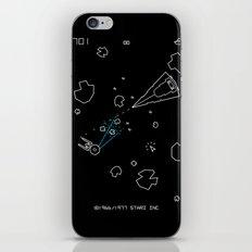 Astaroids iPhone & iPod Skin