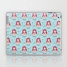 Cute Mermaid Laptop & iPad Skin