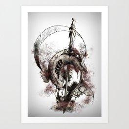 Sacrificium Art Print